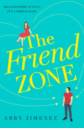 The Friend Zone by Abby Jimenez