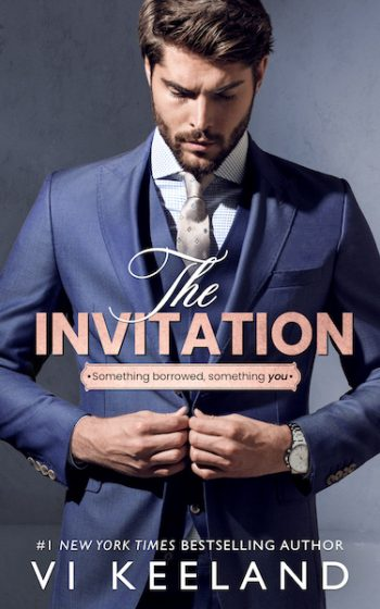 The Invitation by Vi Keeland is a new romance book releasing in January 2021