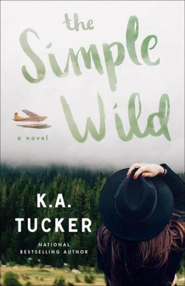 The Simple Wild by KA Tucker | contemporary romance