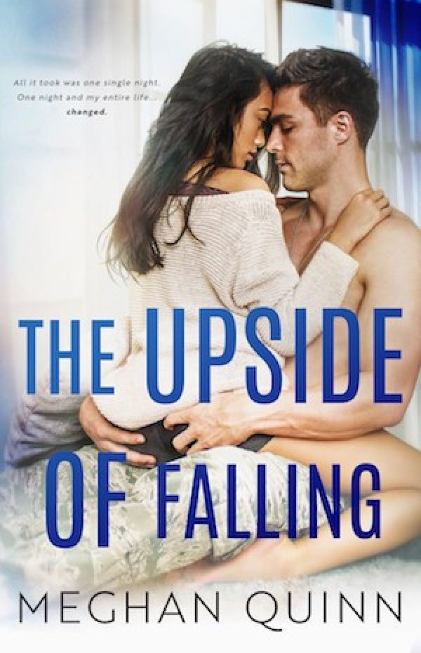 The Upside of Falling by Meghan Quinn | contemporary romance