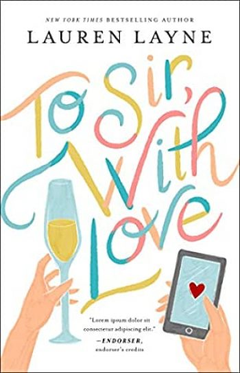 To Sir, with Love by Lauren Layne is one of 11 New Romance Books for June 2021