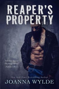 Reaper's Property by Joanna Wylde-new cover