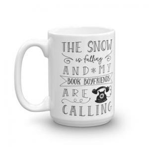 Book Boyfriends Are Calling mug